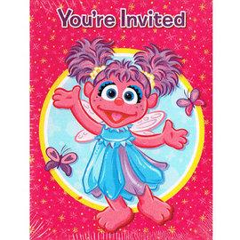 Invites-Sesame Street