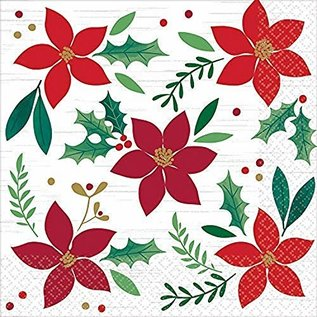 Napkins DN Christmas wishes (16PK) 3PLY
