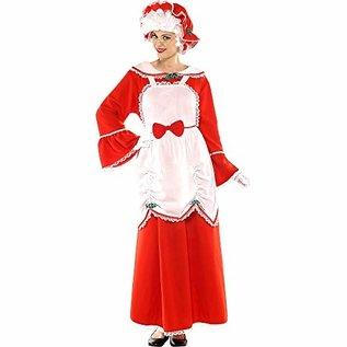 Costume Mrs. Claus