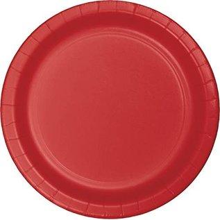 Paper Plates 75pcs 17.4cm