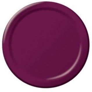 "Paper Plates 20pc Berry 9"""