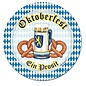 Luncheon Paper PLates-Oktoberfest-9''-8pk