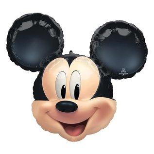 "Foil Balloon - Mickey - Super Shape 25"""