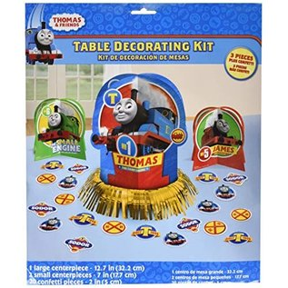 Table decorations kit - Thomas all aboard