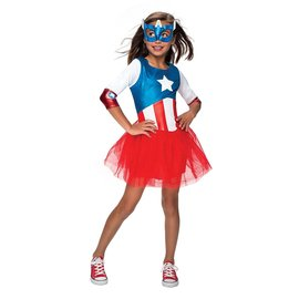 Costume-American Dream Dress-Child Medium
