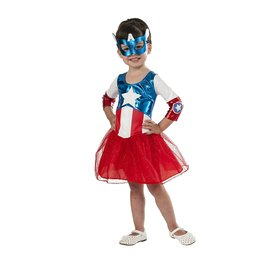 Costume-American Dream Dress-Toddler