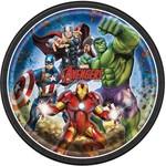 Luncheon Plates - Avengers - 8 pk - Paper