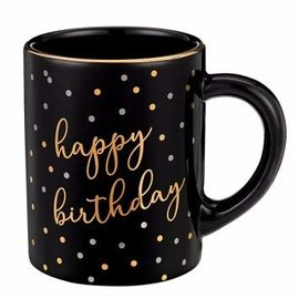 Mugs- Happy Birthday- 16oz