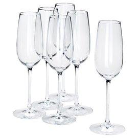 Bloom Stemware Set - Champagne glass - 6 pc