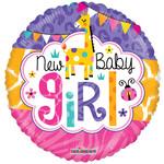 Foil-New Baby Girl