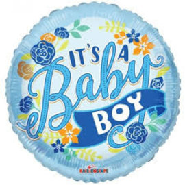 Foil-Its A Baby Boy