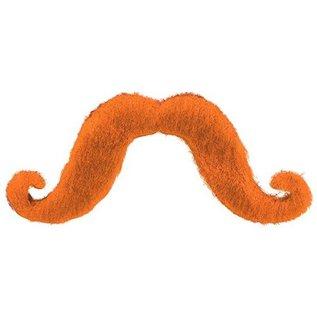 Moustache-Orange-1pc