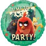 """Foil Balloon - Angry Birds 2 - 18"""" - 1pk"""