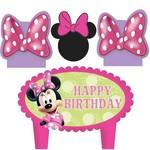 Candle Set-Minnie Boutique-4pk