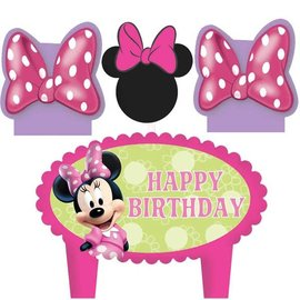 Candle Set-Minnie Boutique-4pk