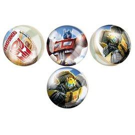 Party Favors-Transformers Bouce Balls-4pk