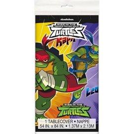 "Tablecover - TMNT - Ninja Turtles - 54"" x  84"" - 1pc"