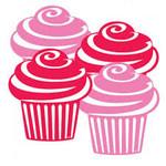 Cutout - Cupcake