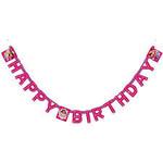 Birthday Banner-Dora and Friends-7.59ft