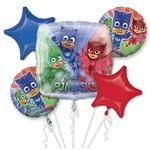 Foil Balloon- Pj Mask- 5pk