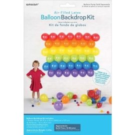 Balloon Backdrop Kit