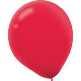 """Latex Balloons - Red - 50pkg - 5"""""""