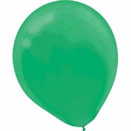 "Latex Balloons - Green - 50pkg - 5"""