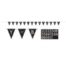 Add-Any-Age- Pennant Banner- 13ft- 1pc
