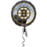 "Foil Balloon - NHL - Boston Bruins - 17"""