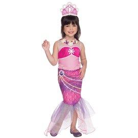 Costume - Child - Barbie Pearl Princess - Medium