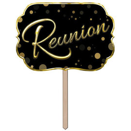 Lawn Sign - Reunion