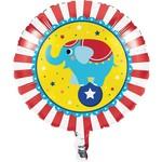 """Foil Balloon - Circus Party - 18"""""""