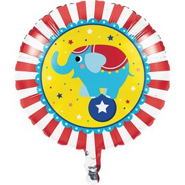 Foil Balloon - Circus Party - 18""