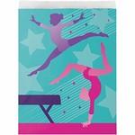 Treat Bags - Gymnastics Party - Paper - 8 pcs