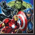 Napkins - LN - Avengers - 16pkg - 2ply
