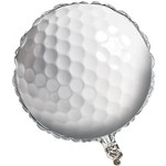 "Foil Balloon - Golf Metallic - 18"""