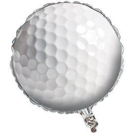 Foil Balloon - Golf Metallic - 18""