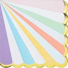 Napkins - LN - Pastel Celebration - 16pkg - 3ply