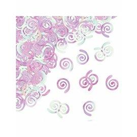 Foil Confetti- Iridescent - 0.5oz