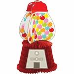 """Centerpiece - Candy shop Party - 7""""x11.7""""x7"""" - 1pc"""
