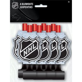 Blowouts - NHL