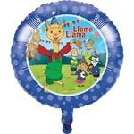 "Foil Balloon - Llama Party -  18"""