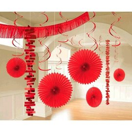 Paper Danglers Decorating Kit - 18 pc