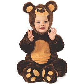 Child Costume - Tedy Bear - 6-12months Size