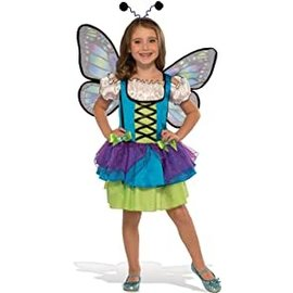 Child Costume - Glittery Blue Butterfly - Small