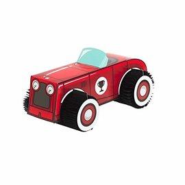 Centerpiece - Vintage Race Car -  11''x5.25''x5.75'' - 1pc