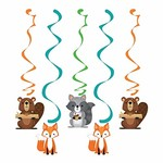 Dizzy Danglers - One Woodland - 5pcs