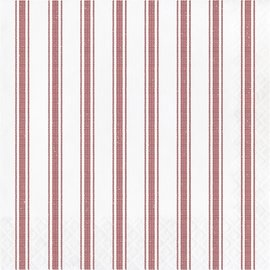 Napkins - BV - Galvanized Red - 16pkg - 2ply