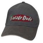 Milestone Cap - Vintage Dude - Birthday