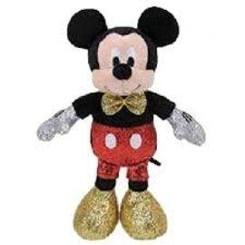 Beanie Boos - Sparkle Mickey